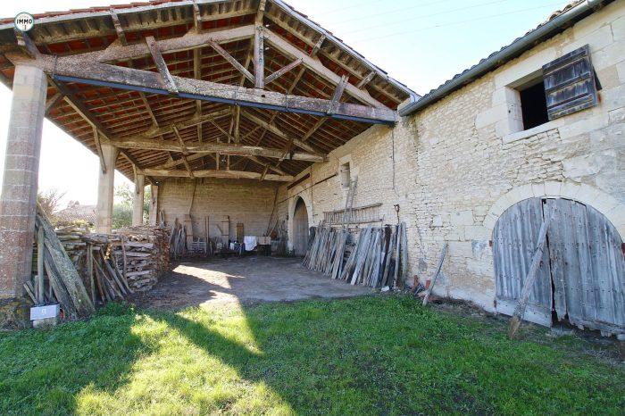 photo de Magnifique grange avec terrain