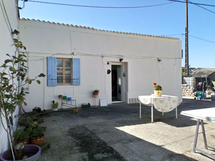 Maison ancienne Gémozac 98 m²