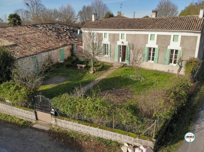 Maison à Sainte-Ramée |  128 500 €