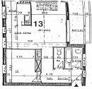 Appartement  Phalsbourg  60 m² 3 pièces