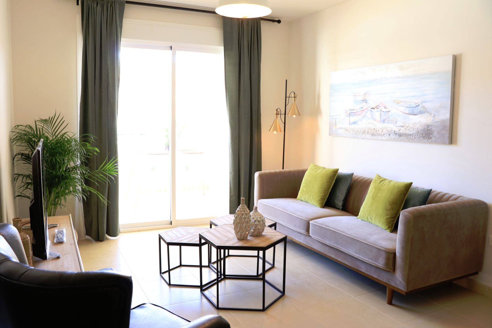 Appartement  3 pièces 61 m²
