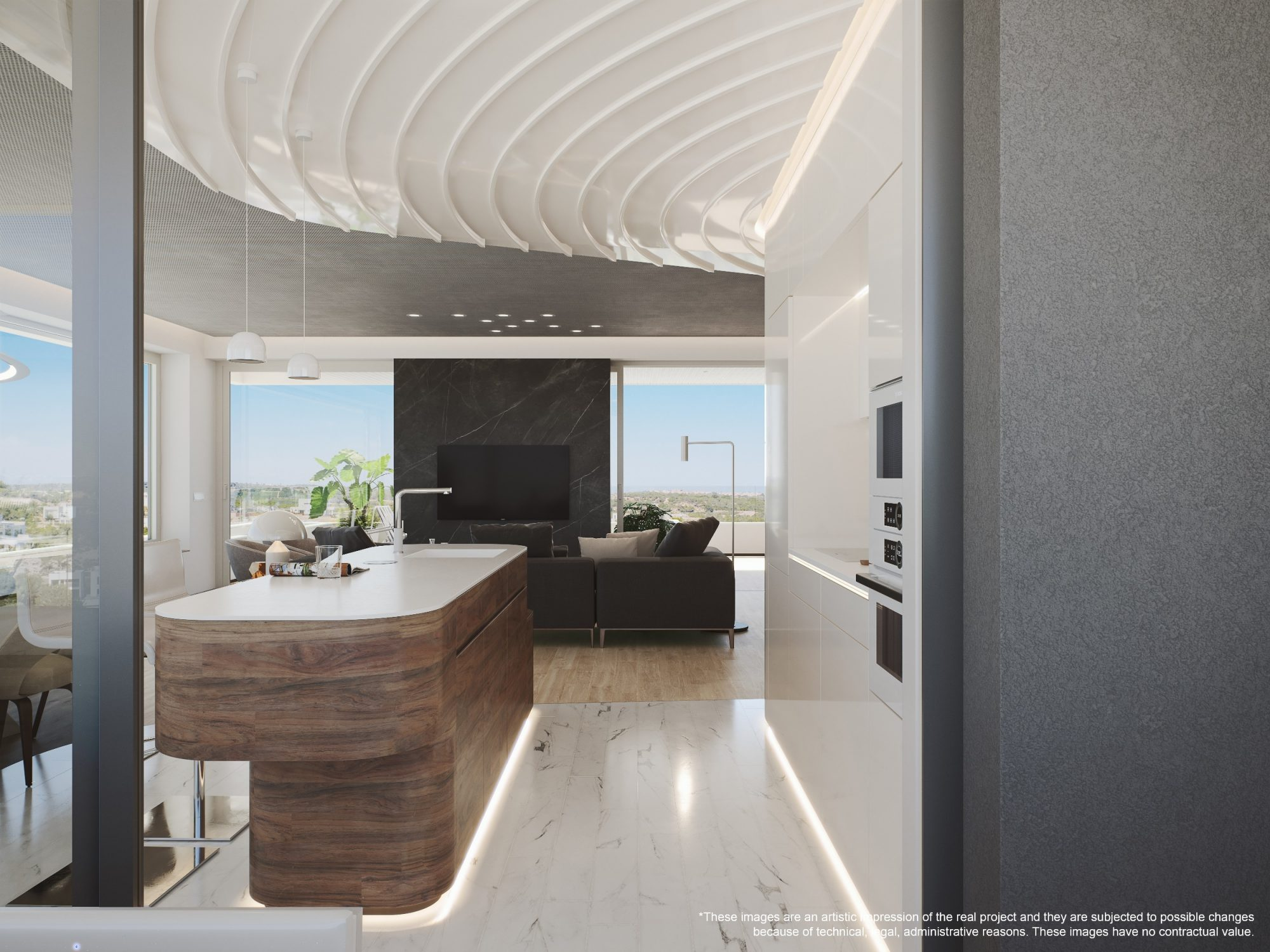 Appartement   138 m² 5 pièces
