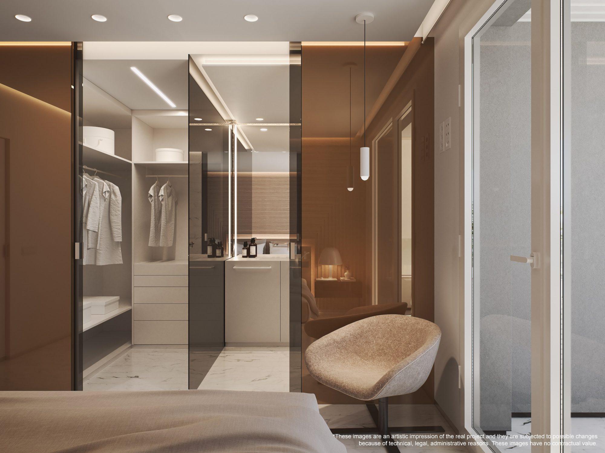 138 m² Appartement  5 pièces