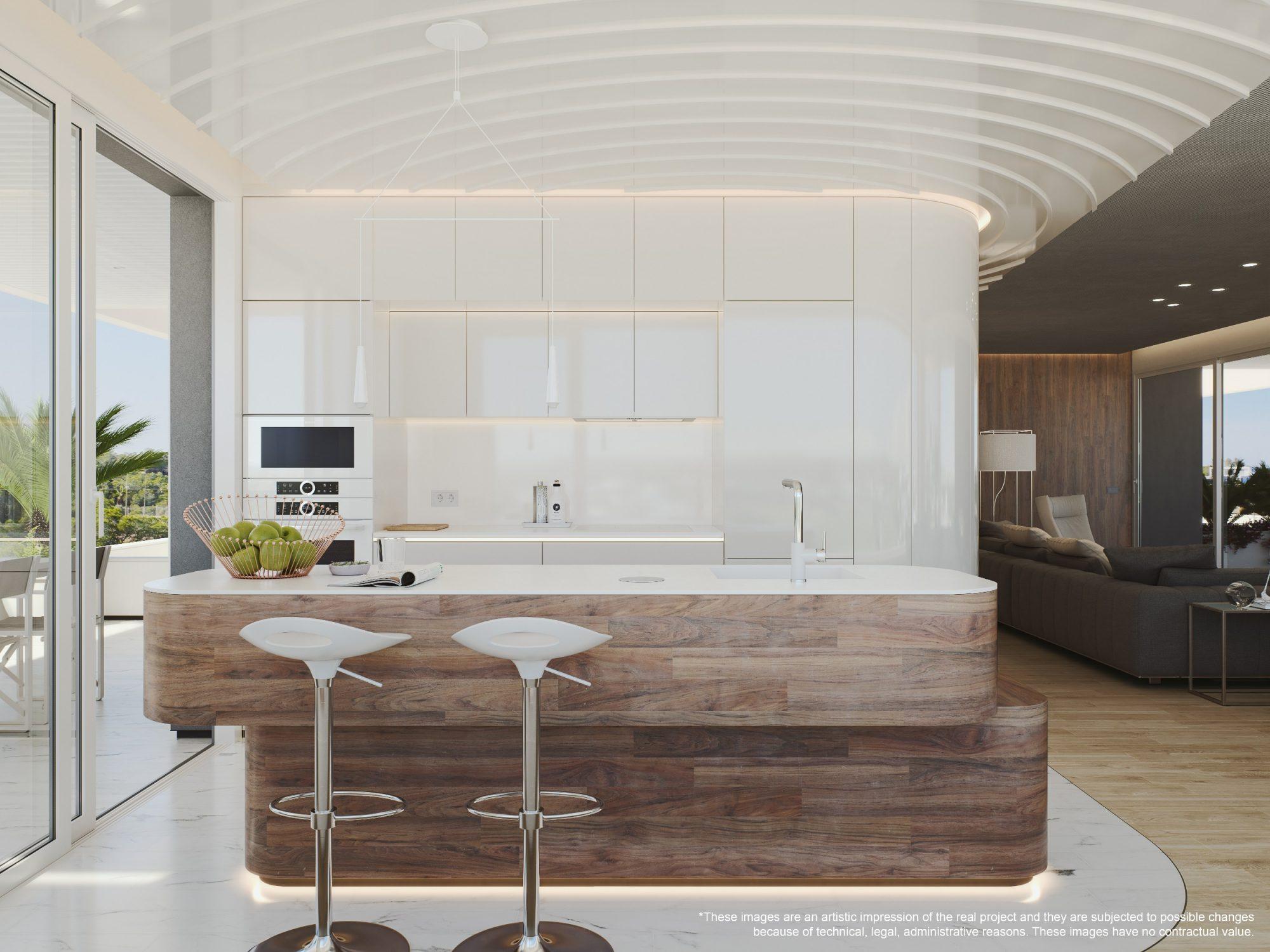 5 pièces  138 m² Appartement