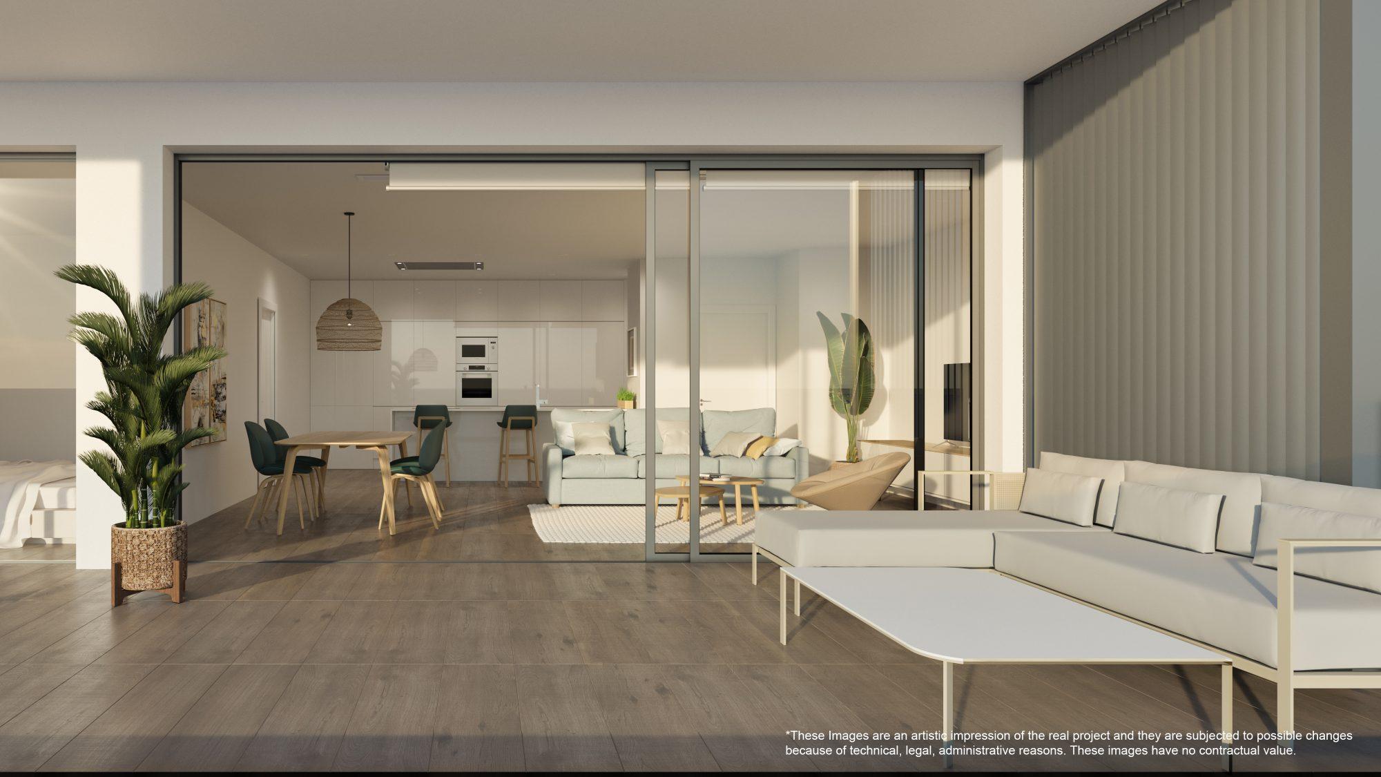 4 pièces Appartement 105 m²