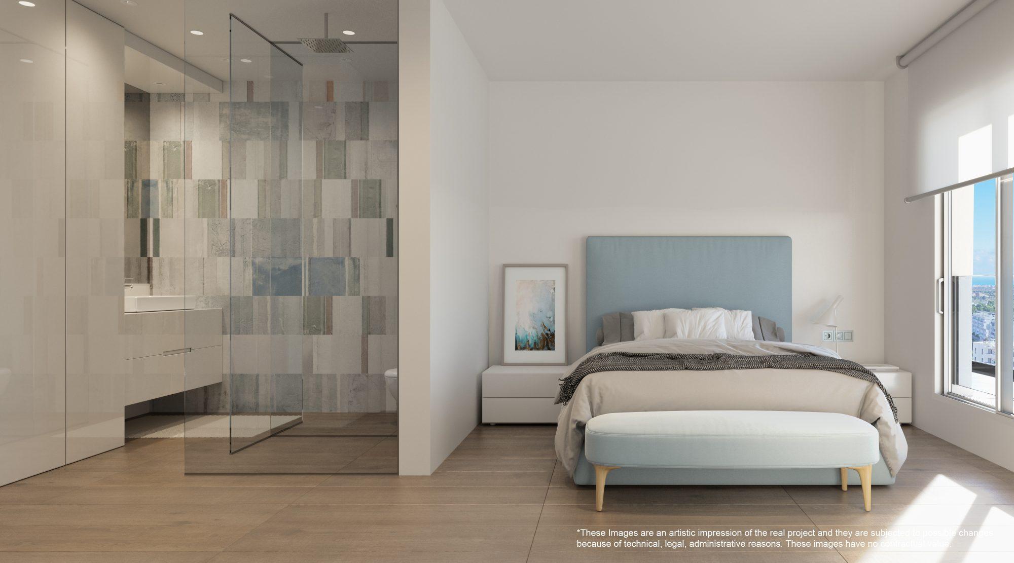 105 m² Appartement 4 pièces