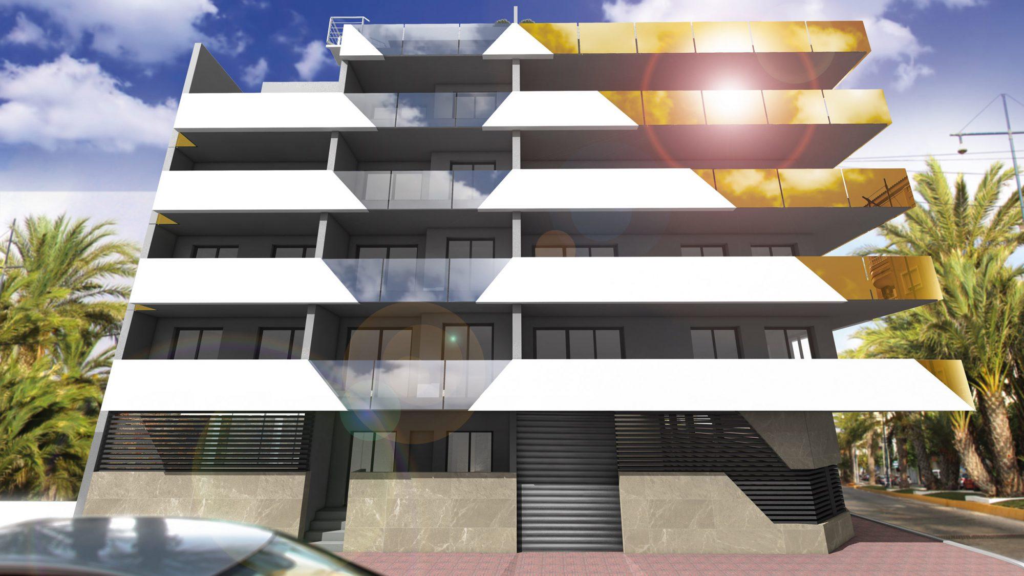 88 m² Appartement 3 pièces