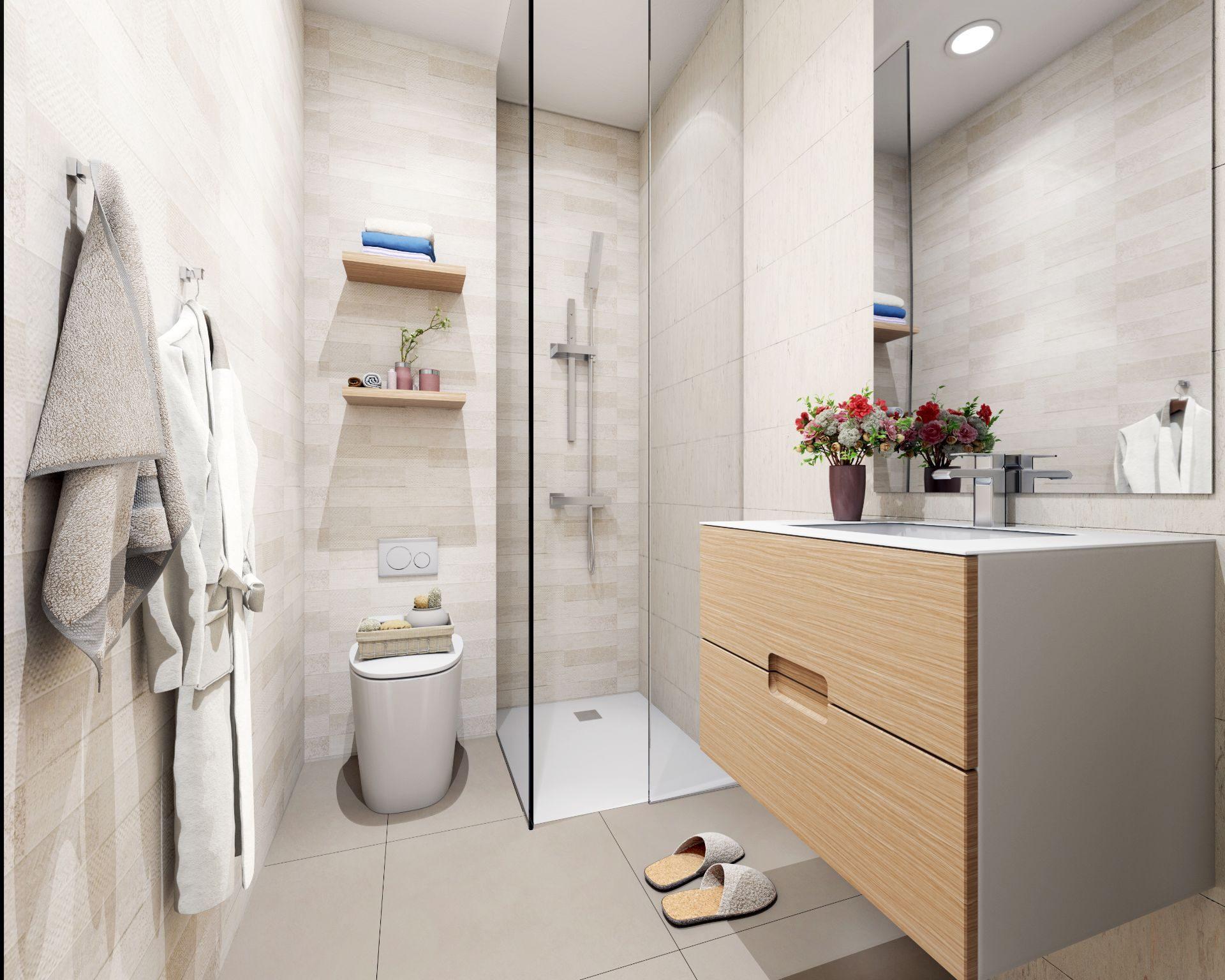 3 pièces  Appartement  64 m²