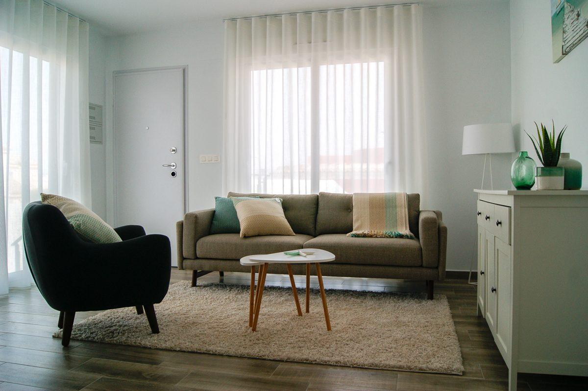 69 m²  Appartement 3 pièces