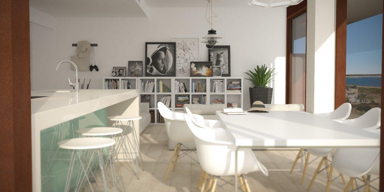 59 m²   Appartement 3 pièces