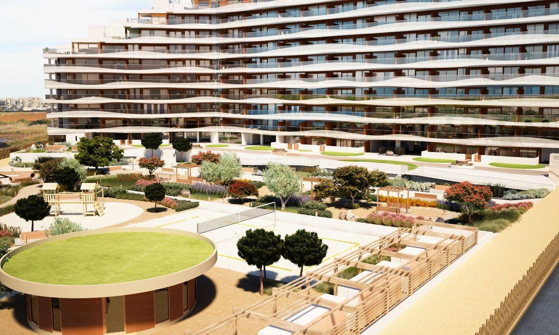 59 m² 3 pièces  Appartement