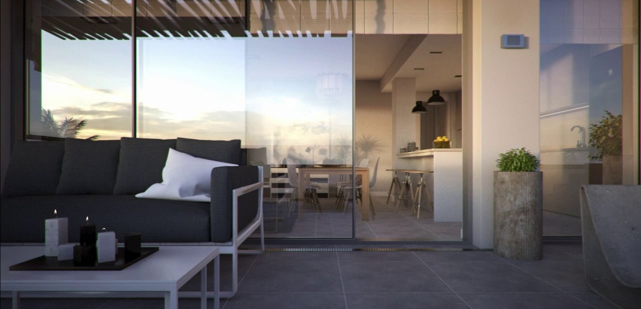Appartement  3 pièces 72 m²