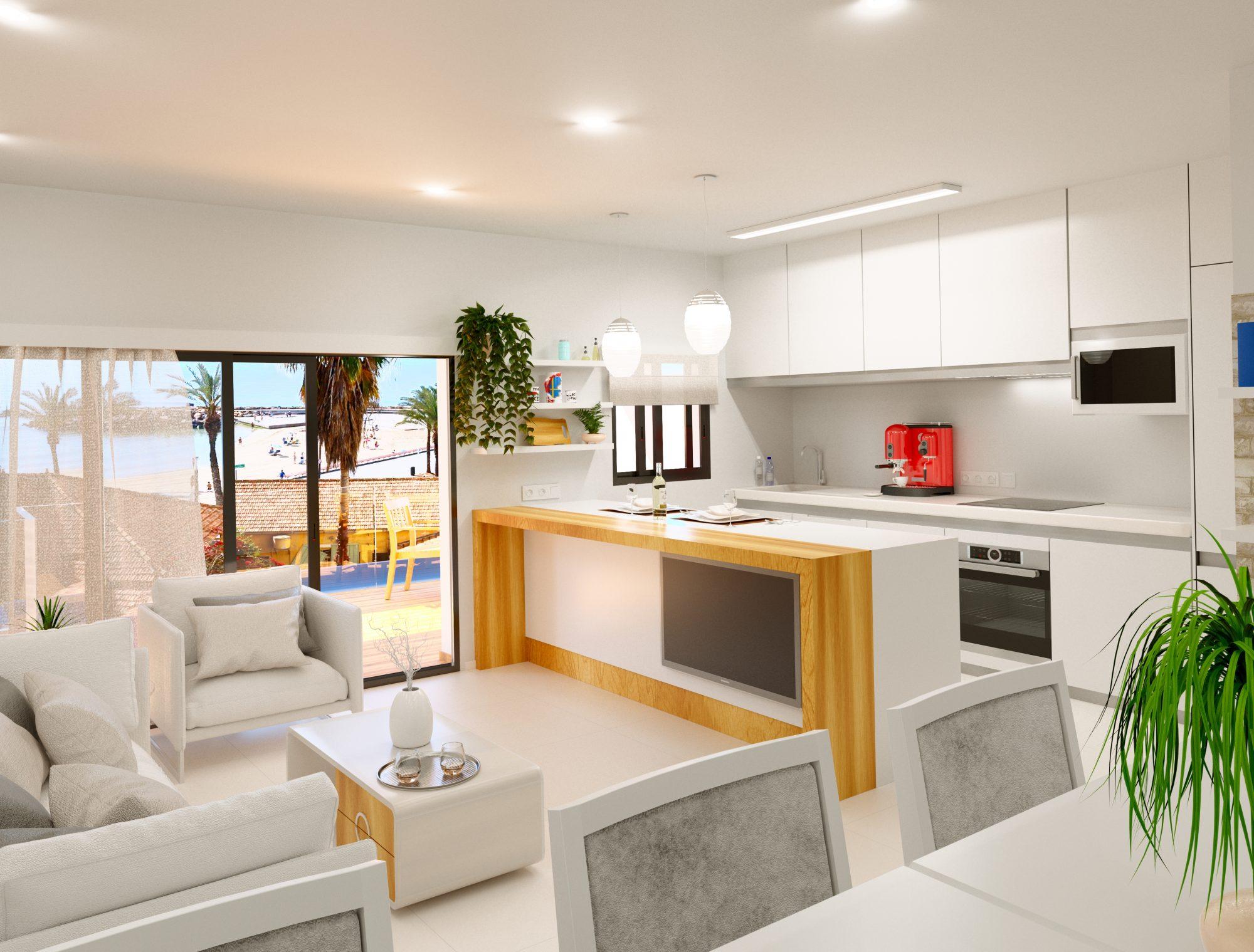 4 pièces 83 m²  Appartement