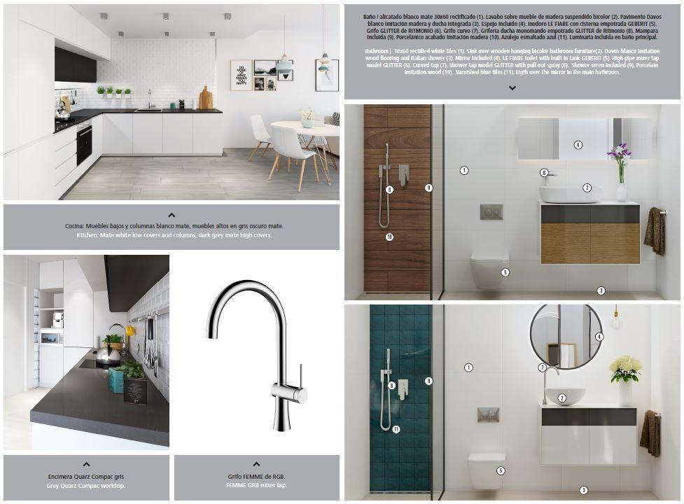 84 m²   Appartement 4 pièces