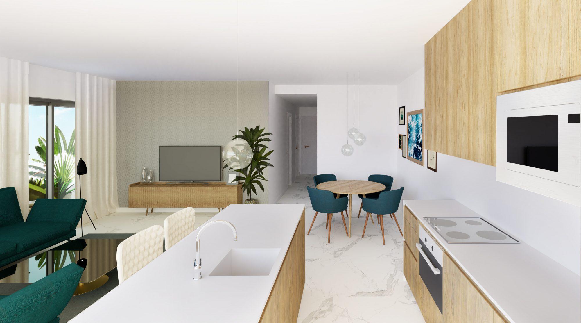4 pièces Appartement   102 m²