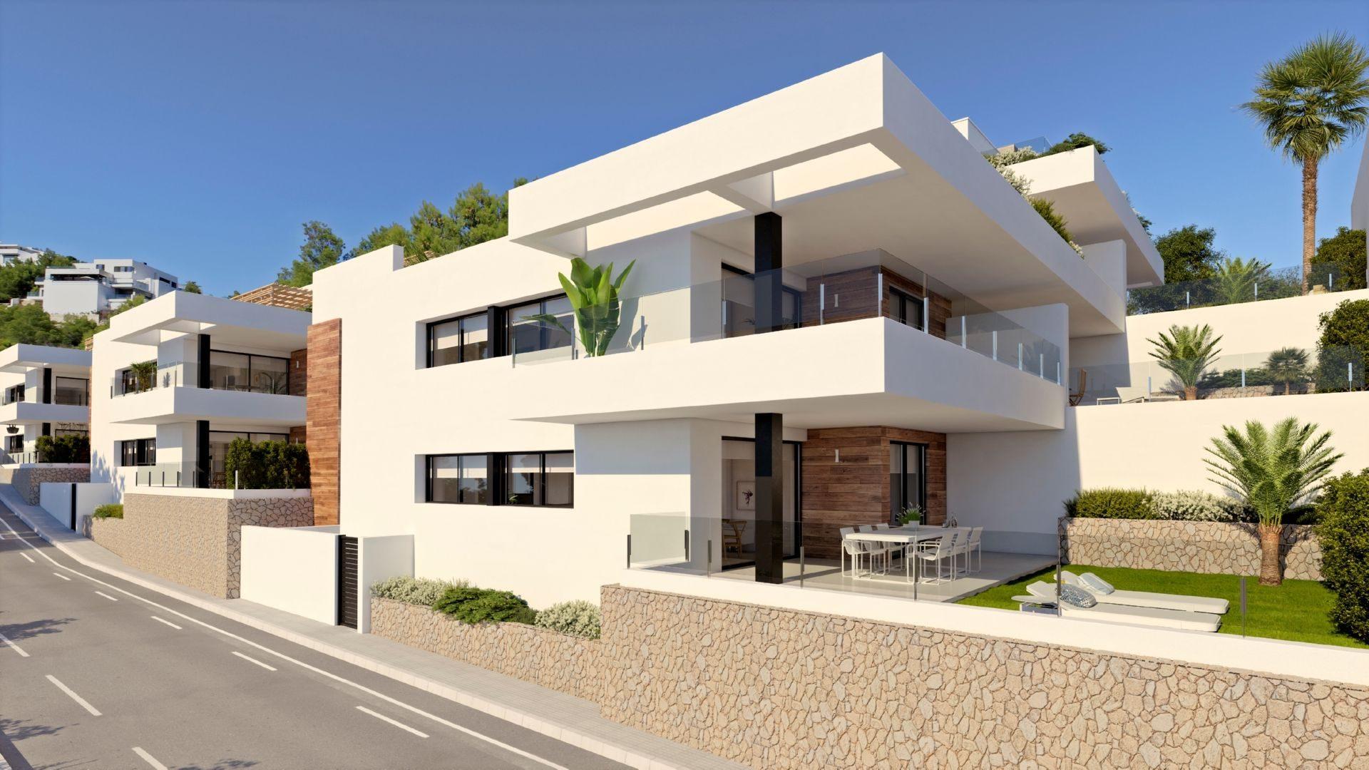 3 pièces Appartement 85 m²