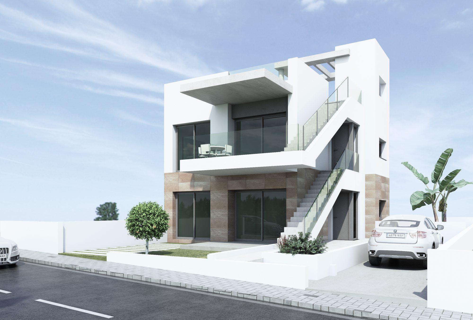 92 m²  3 pièces Appartement