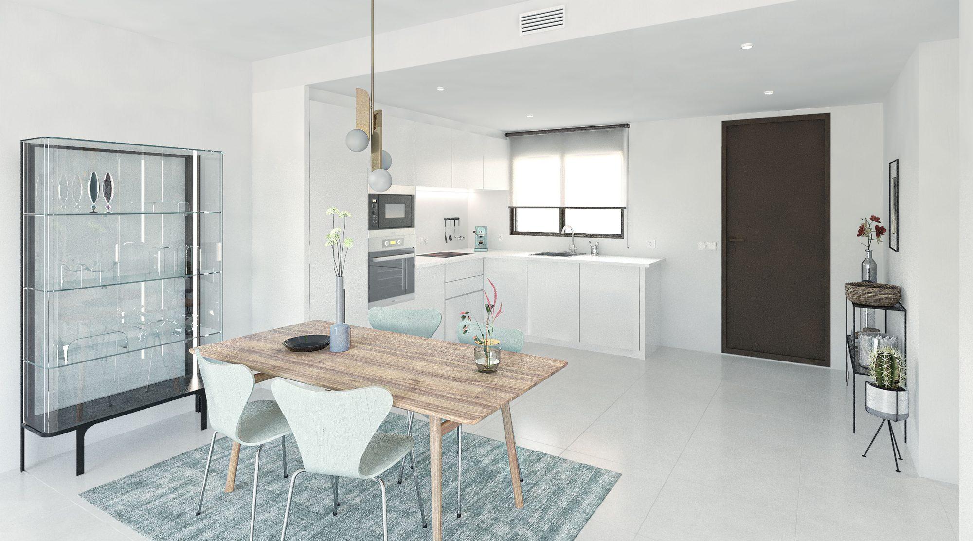 Appartement 76 m²  3 pièces