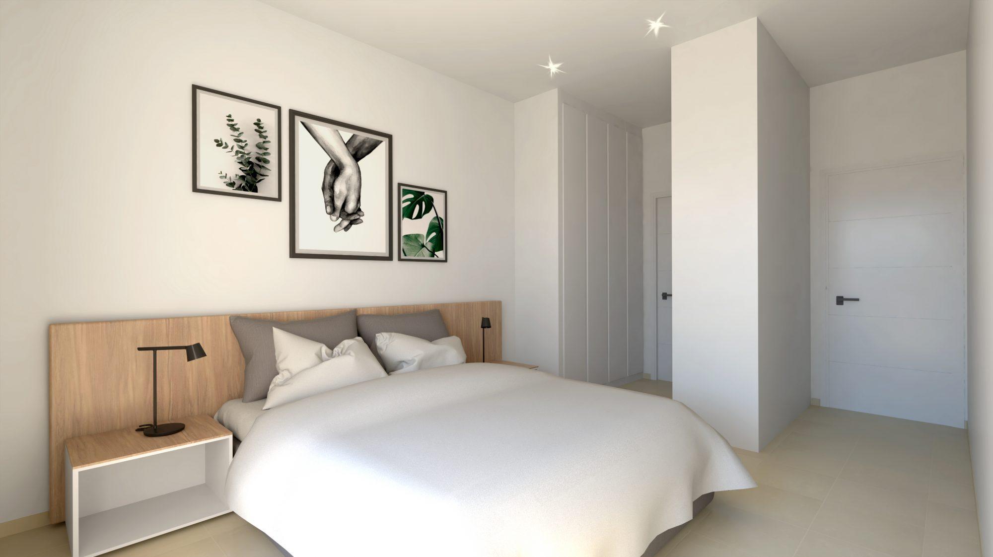 85 m² Appartement 4 pièces