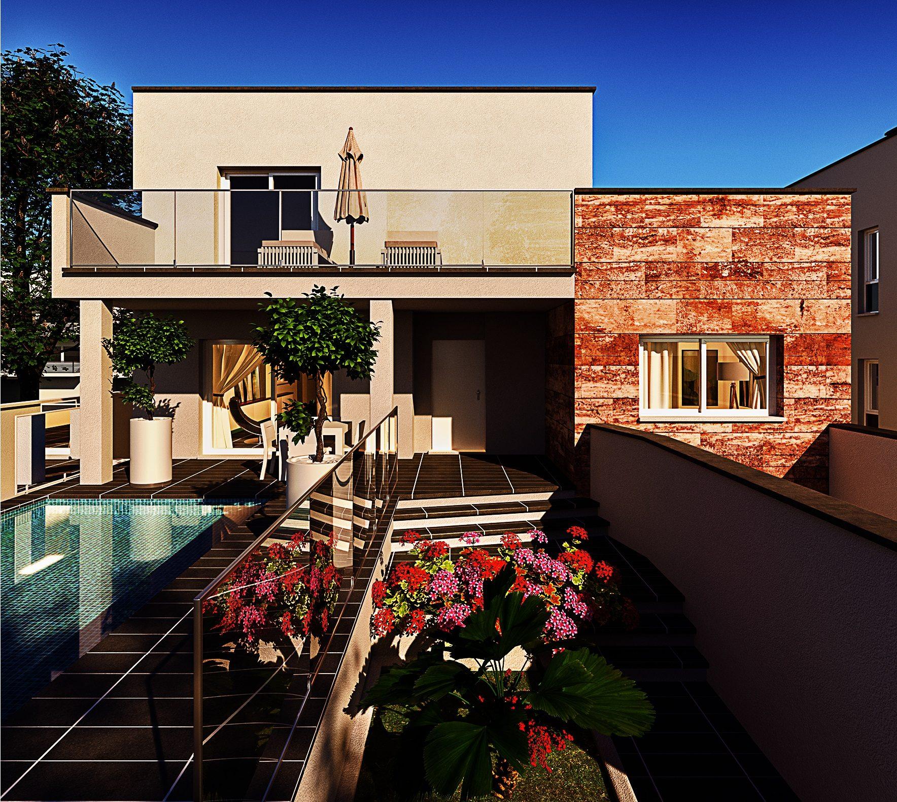 3 pièces   60 m² Appartement