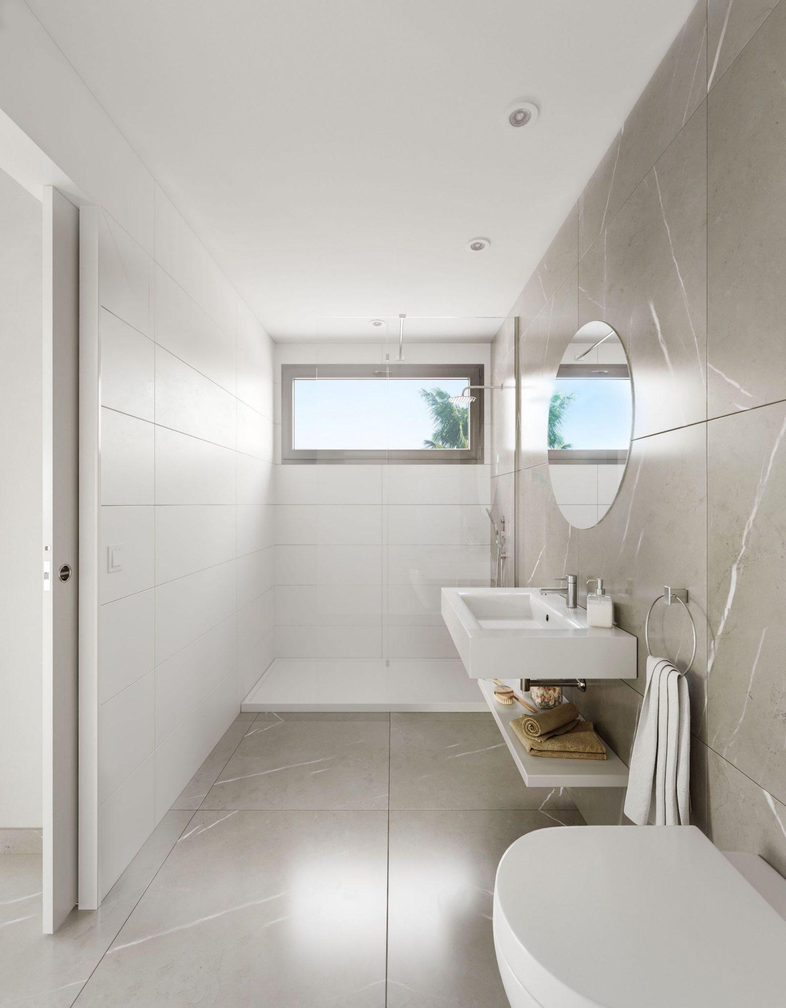 3 pièces 57 m²  Appartement