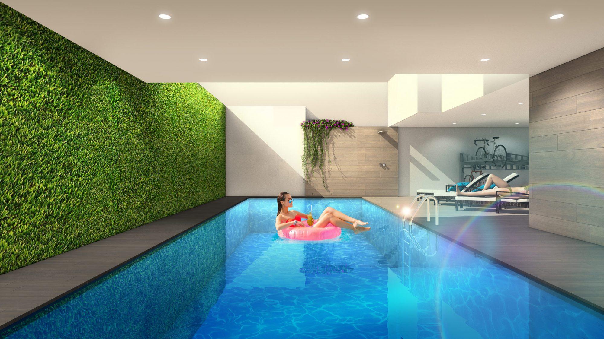 3 pièces  87 m² Appartement