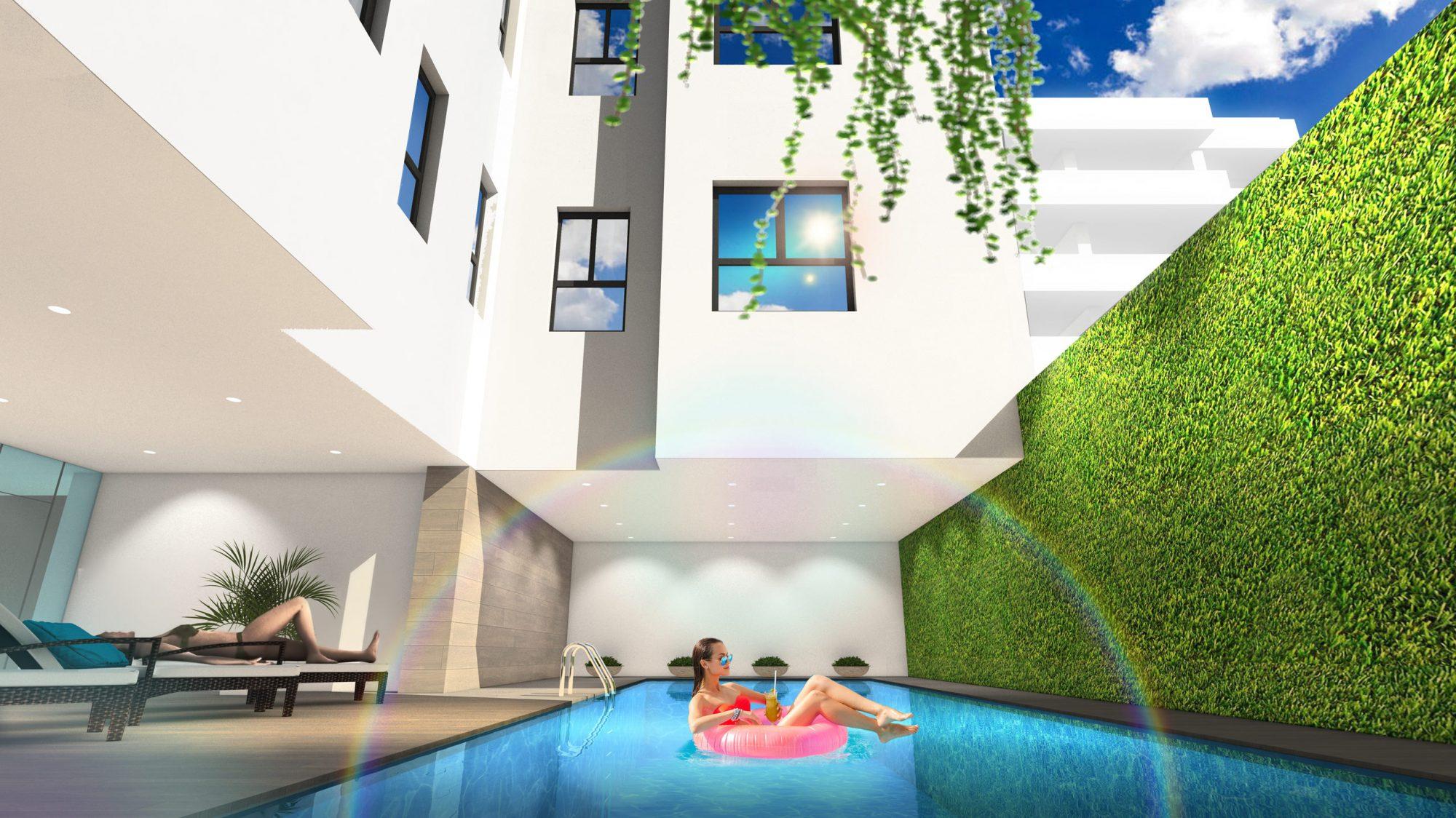 3 pièces Appartement  87 m²