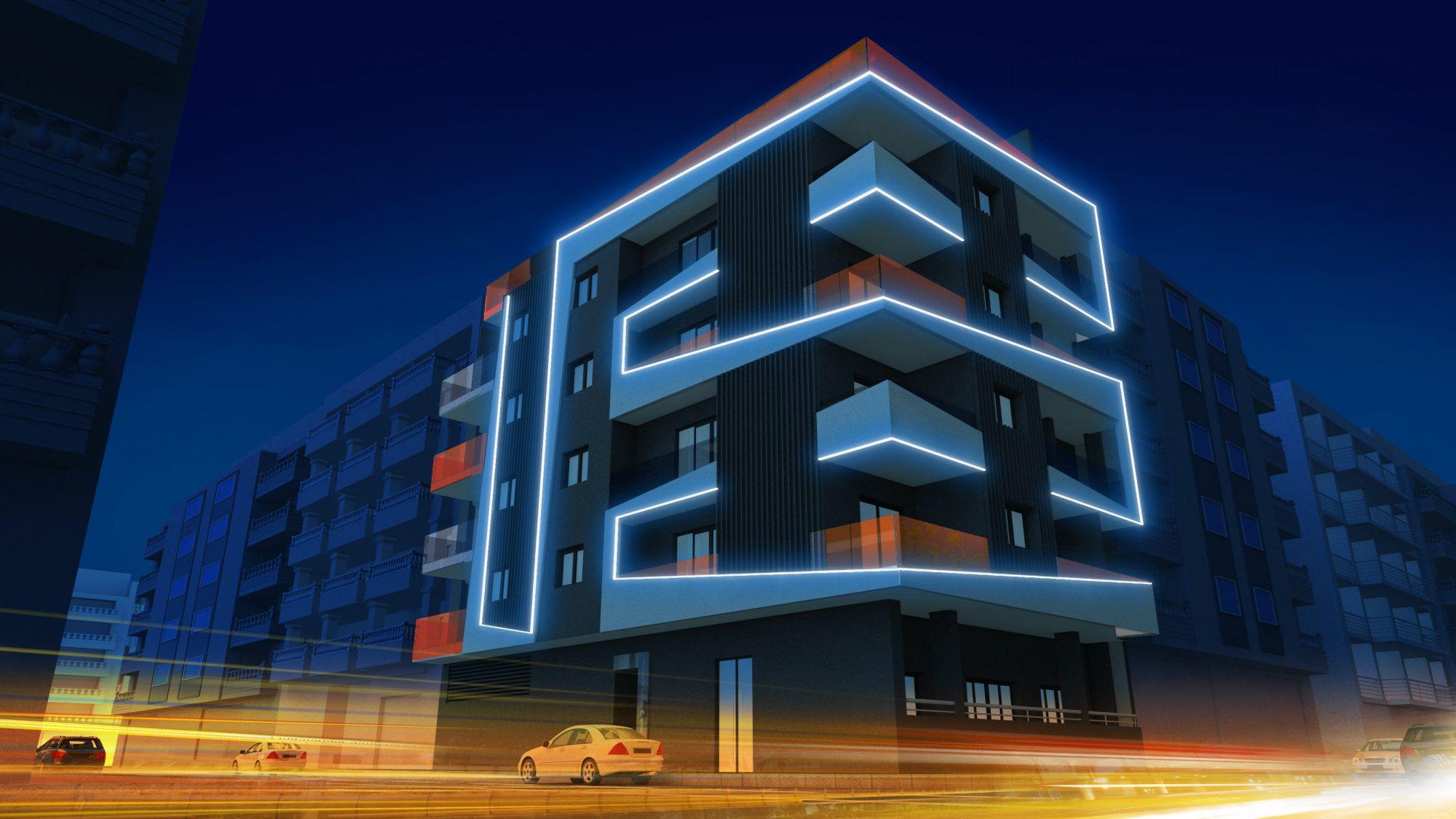 3 pièces 91 m²   Appartement