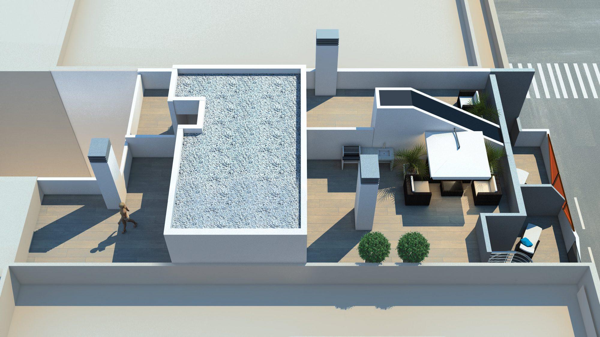 Appartement 2 pièces 61 m²