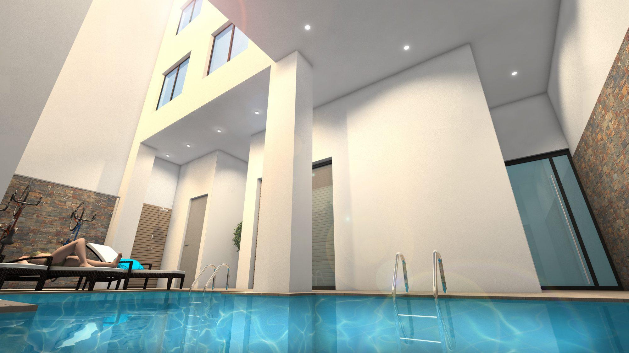 2 pièces  61 m² Appartement