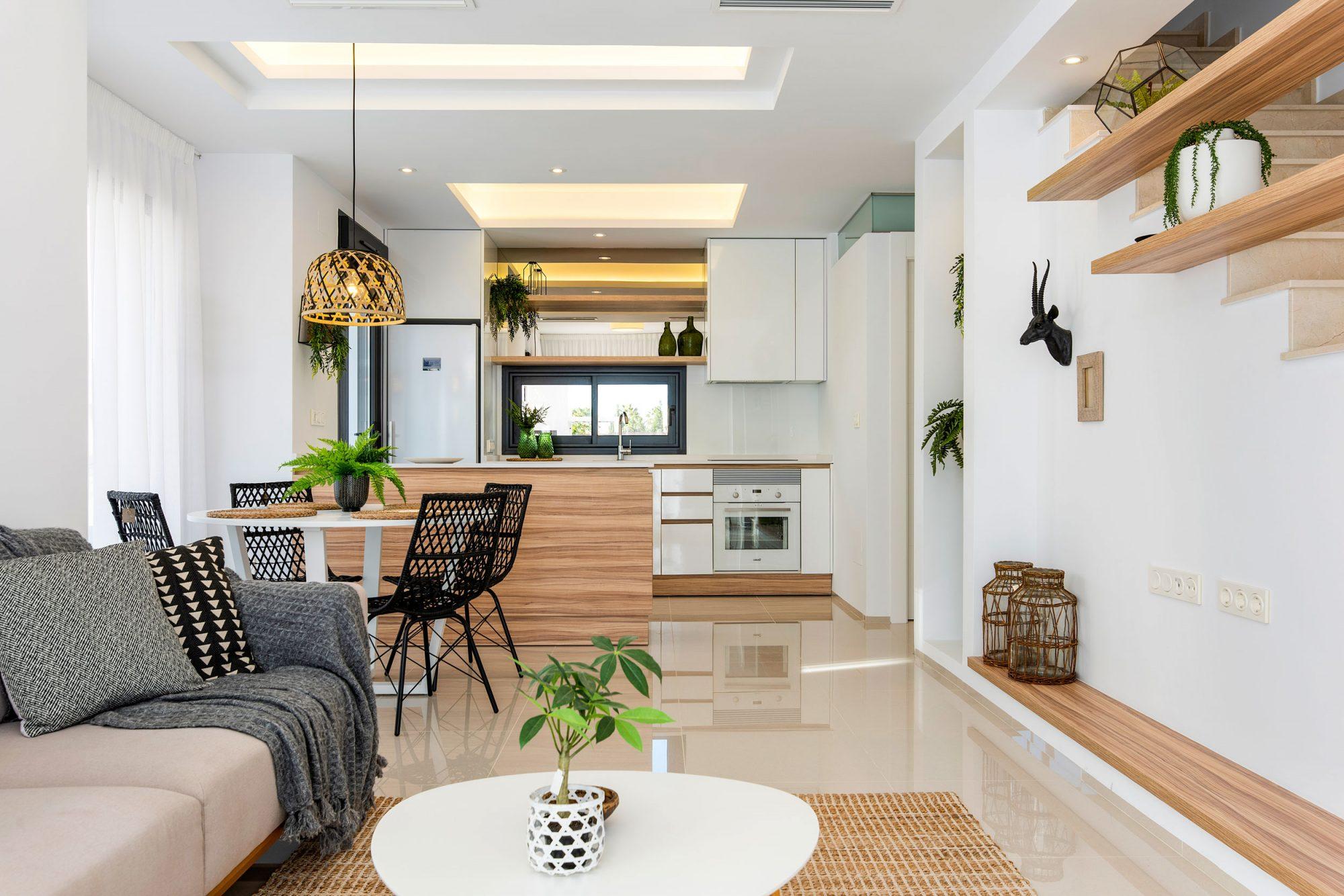 4 pièces 97 m² Appartement