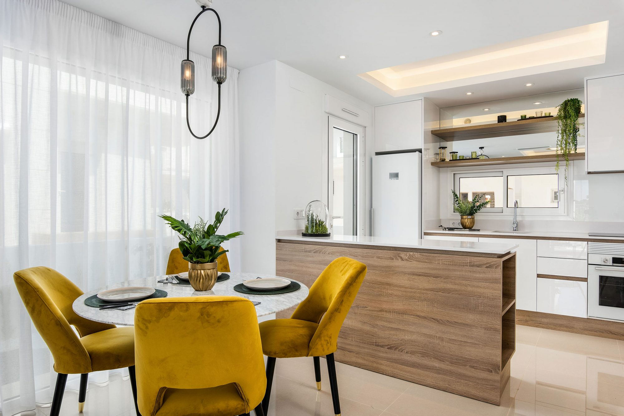 Appartement 96 m² 3 pièces