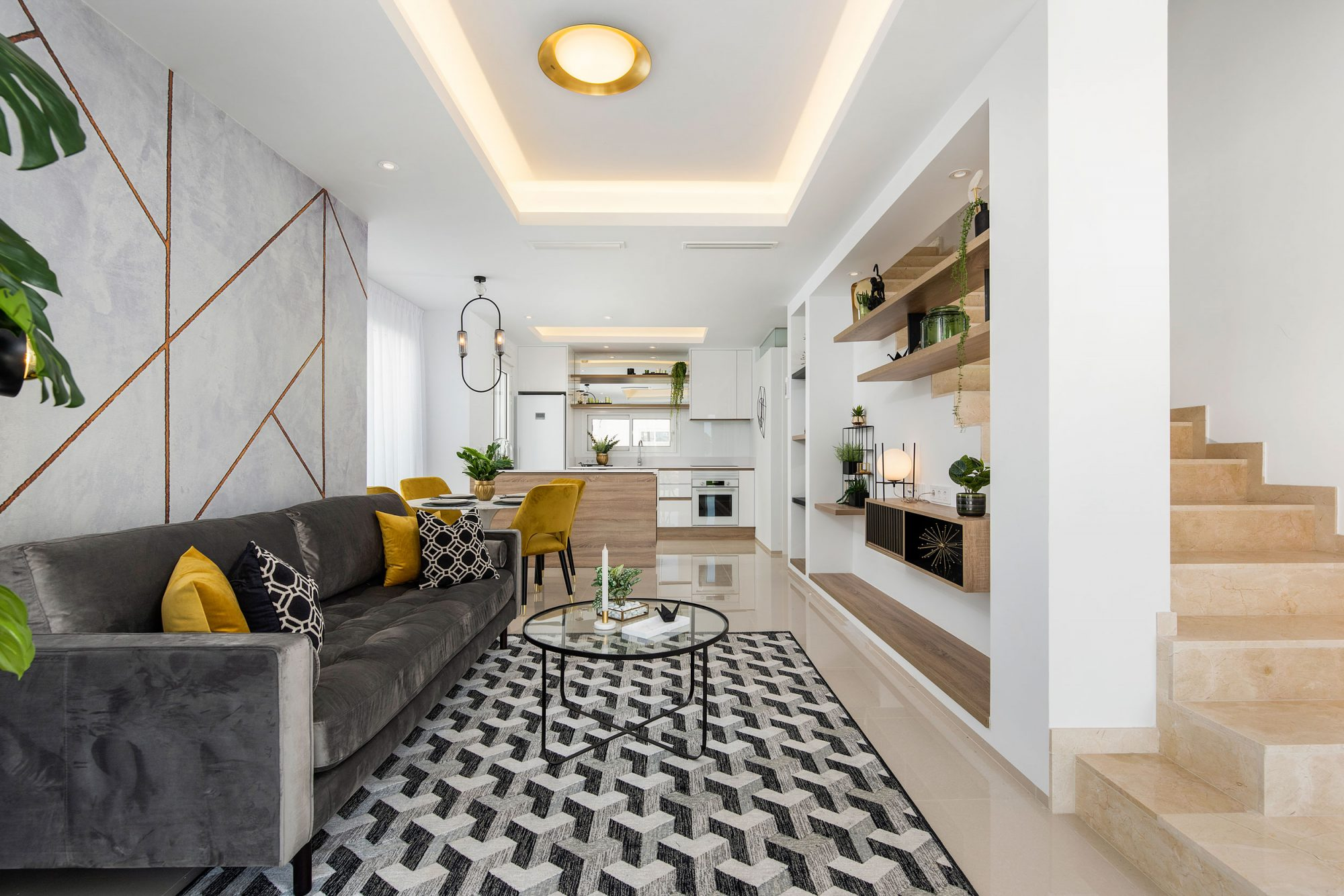 96 m² 3 pièces Appartement