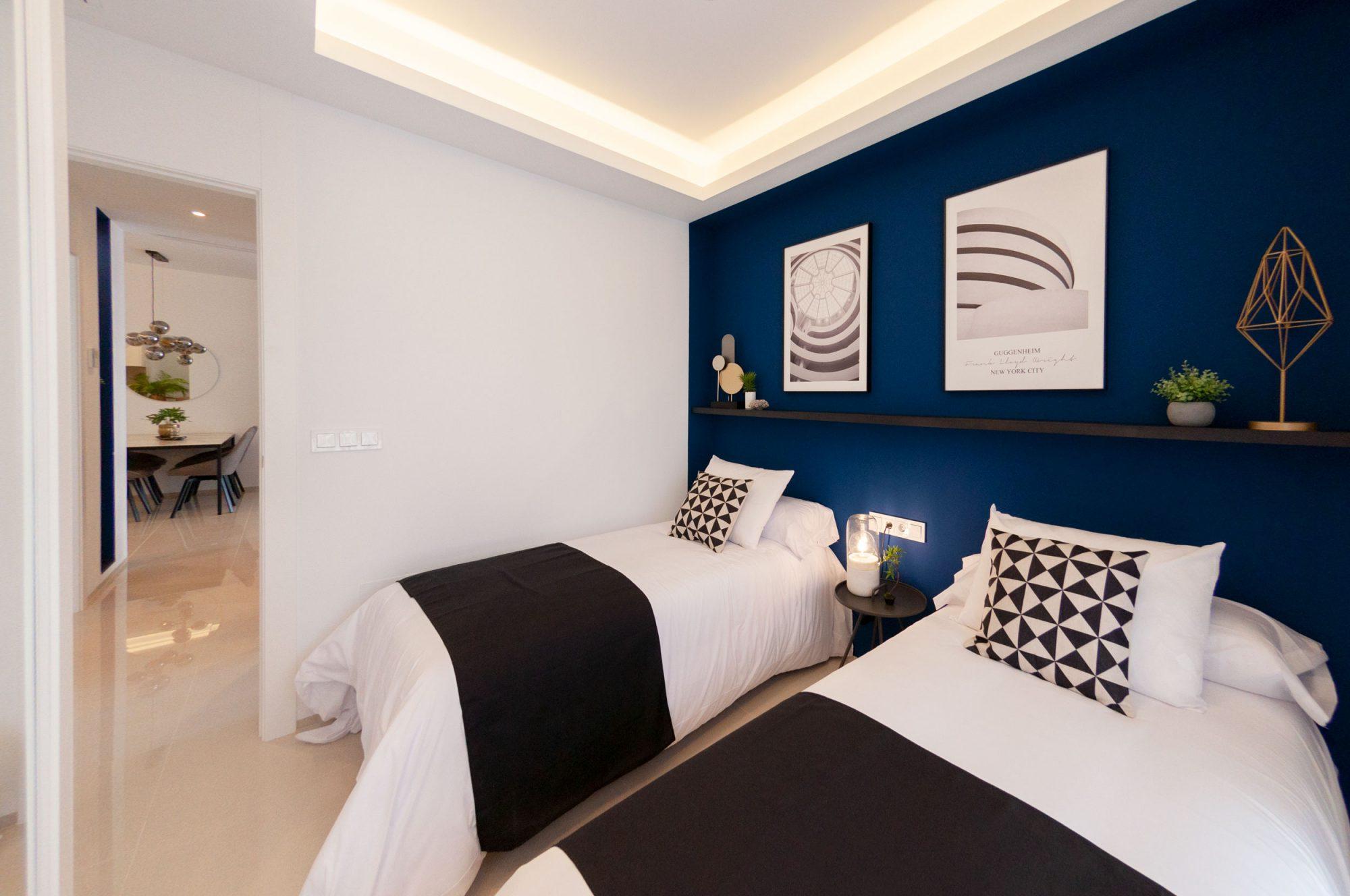 77 m² Appartement 3 pièces