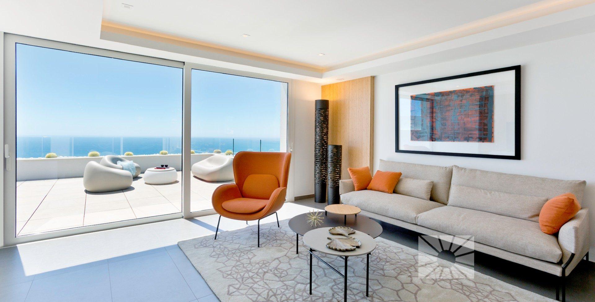 4 pièces 116 m² Appartement