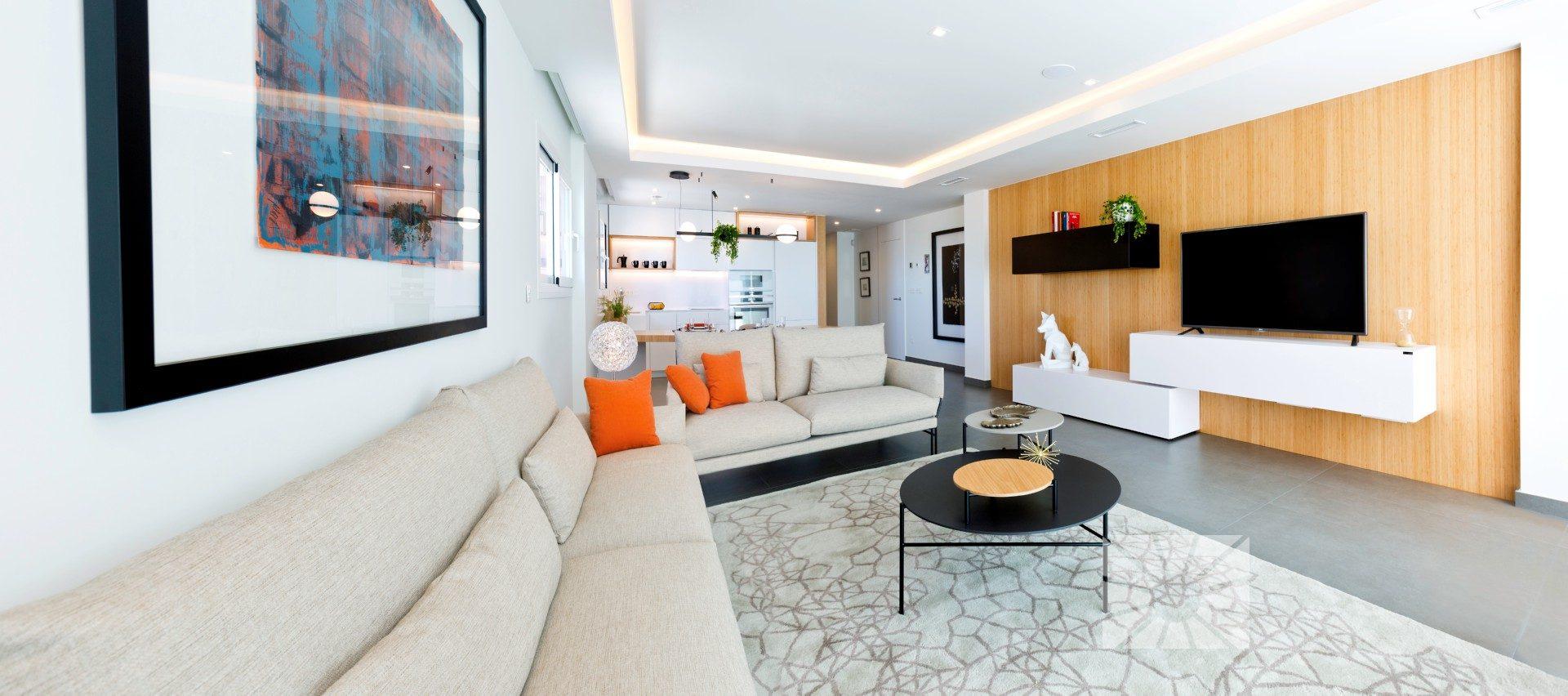 4 pièces Appartement  116 m²