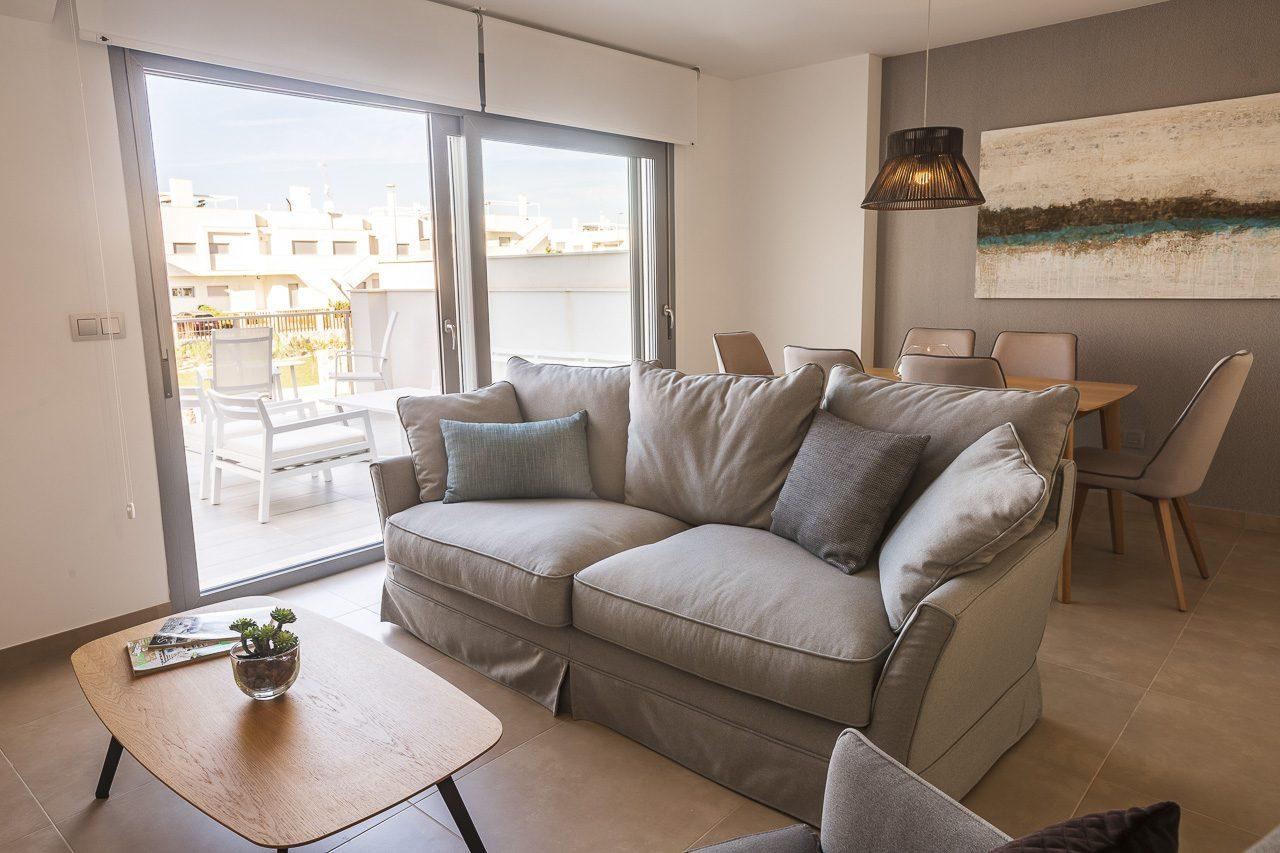 91 m²  4 pièces Appartement