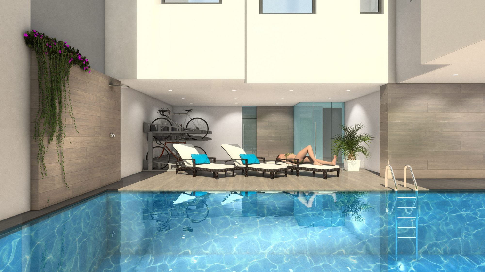 180 m²  4 pièces Appartement