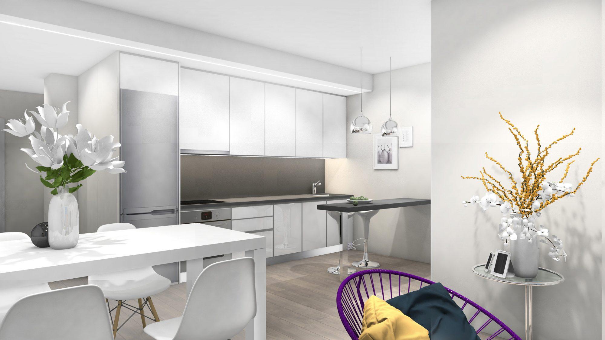 4 pièces Appartement 180 m²