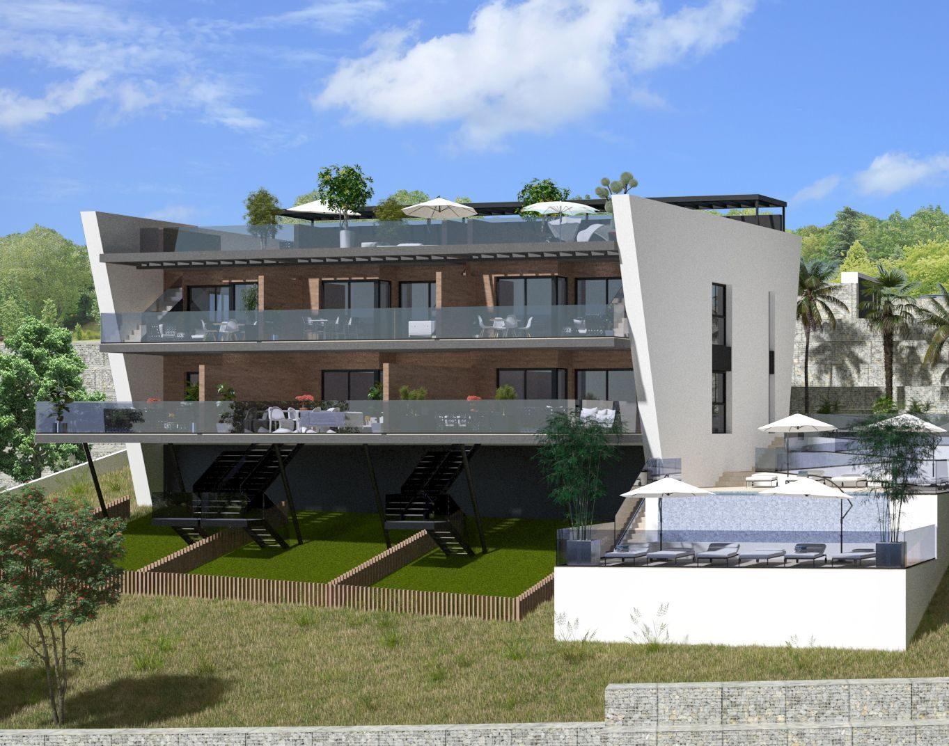 3 pièces  Appartement  78 m²