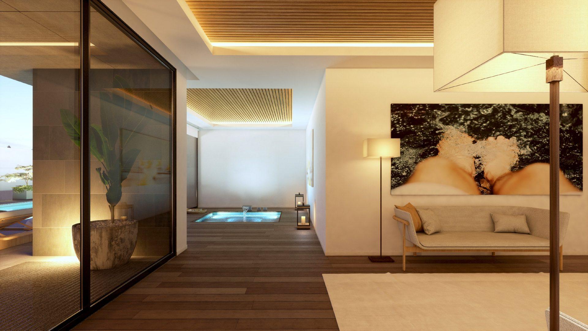 4 pièces Appartement 129 m²