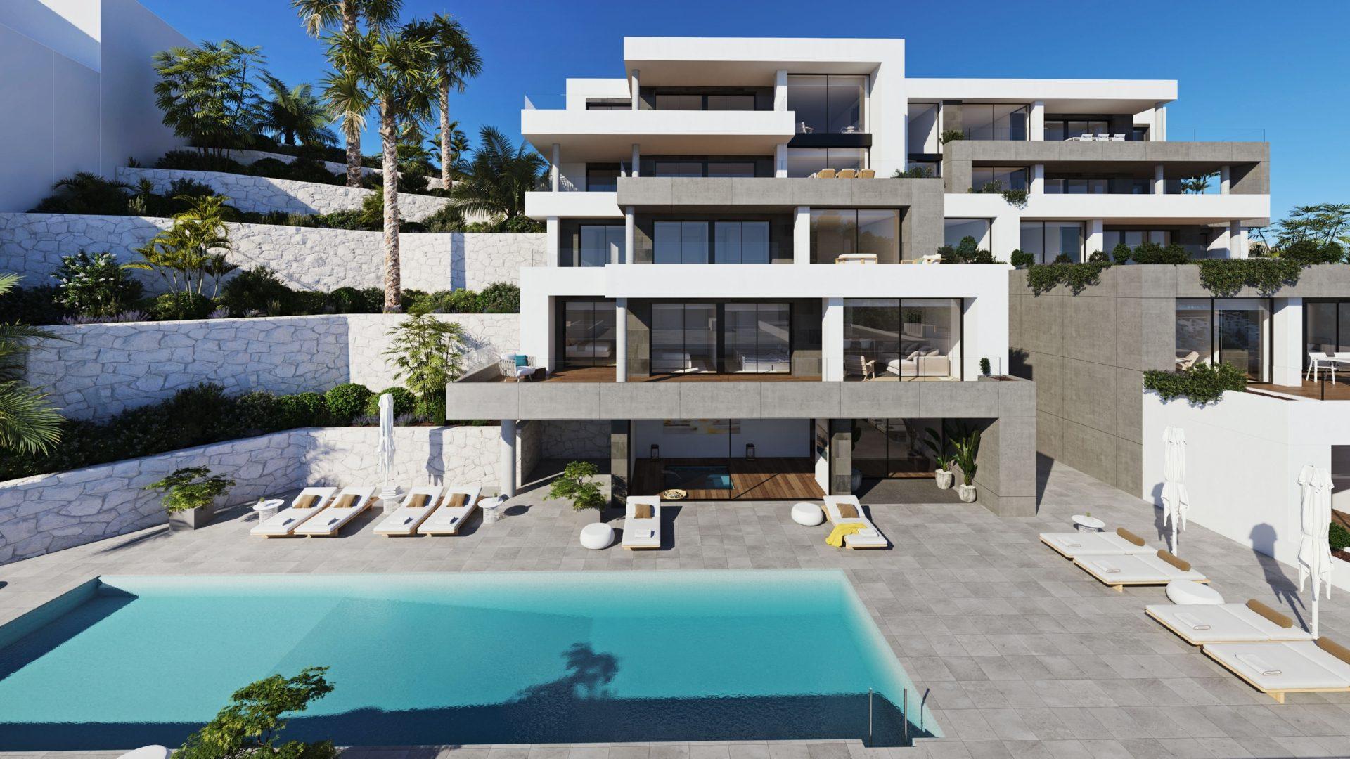 Appartement 129 m²   4 pièces
