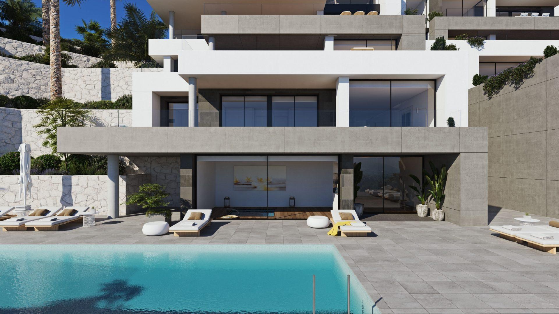 129 m² Appartement 4 pièces