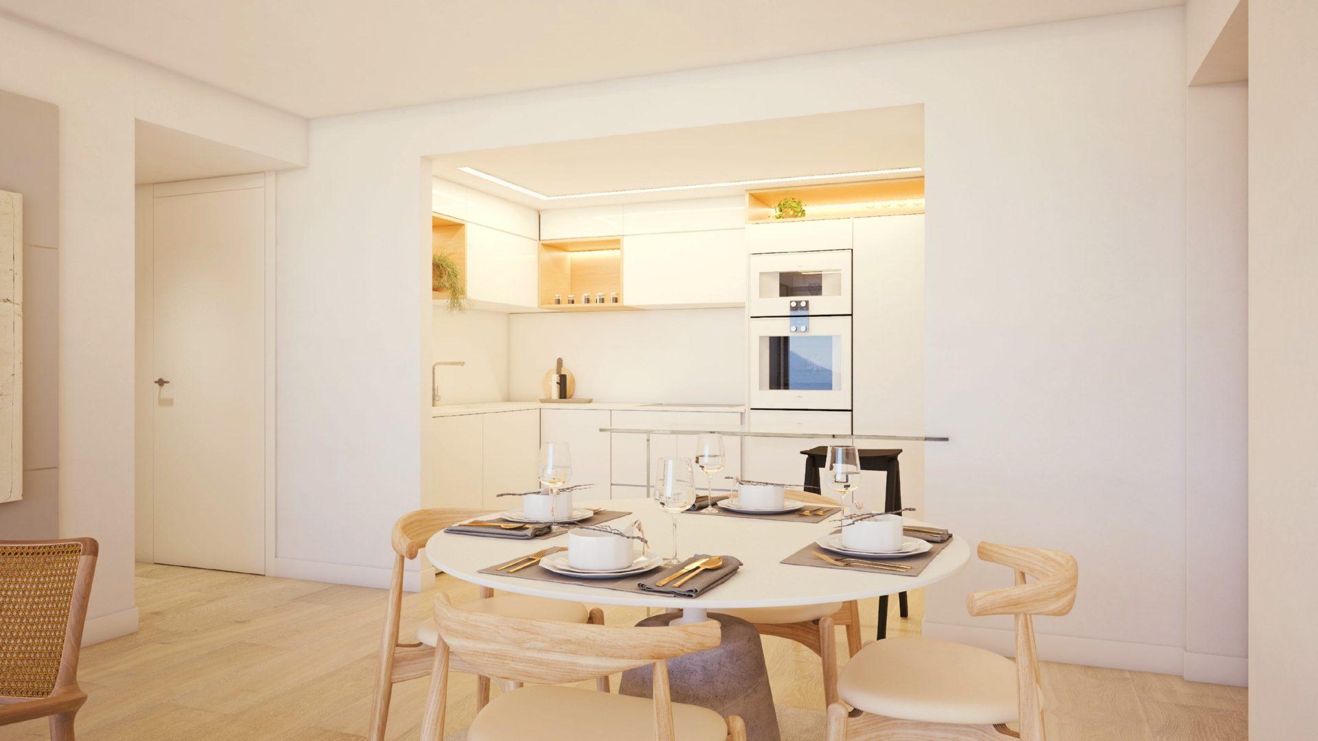 4 pièces   129 m² Appartement