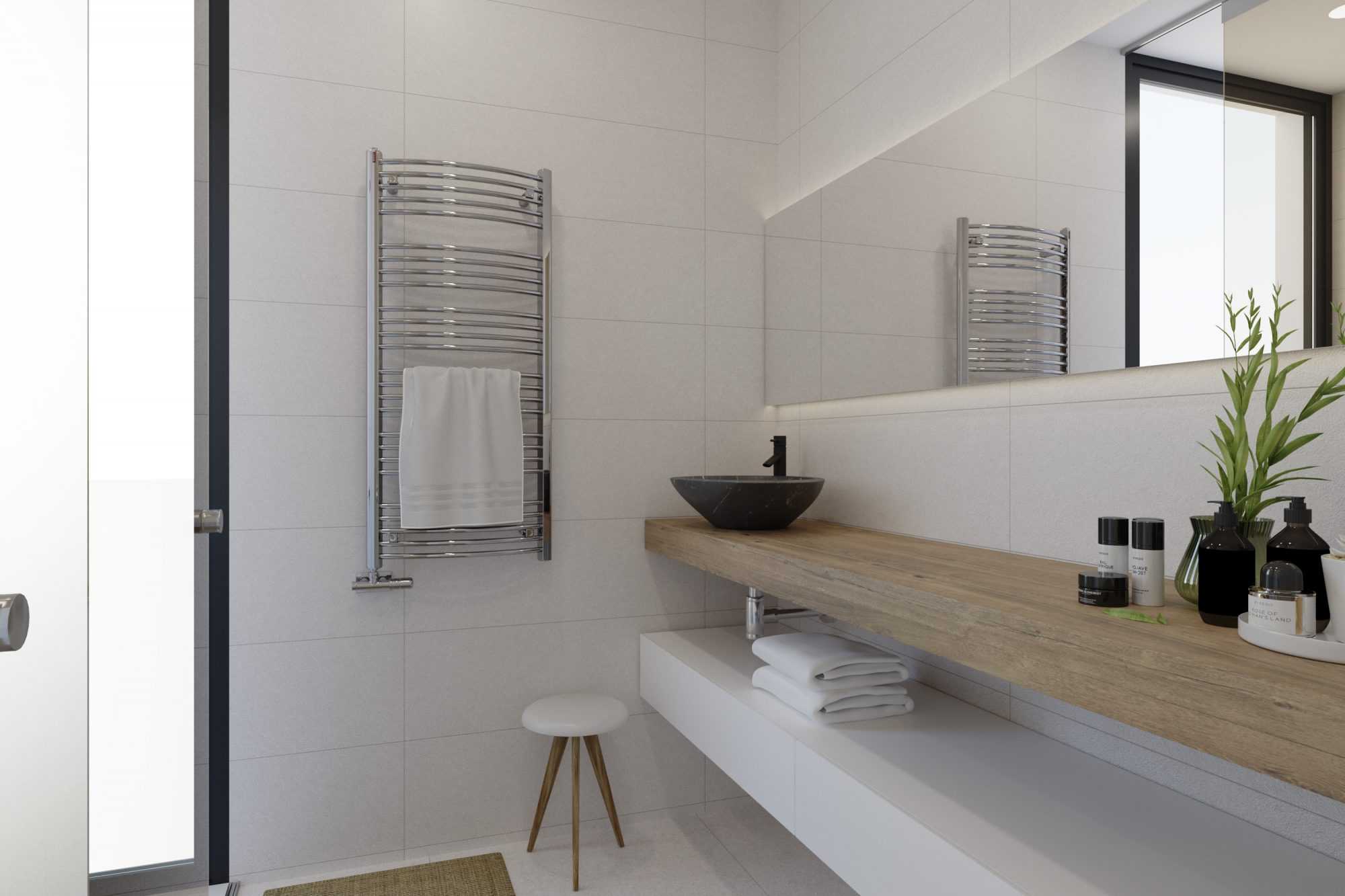 Appartement  95 m²  4 pièces