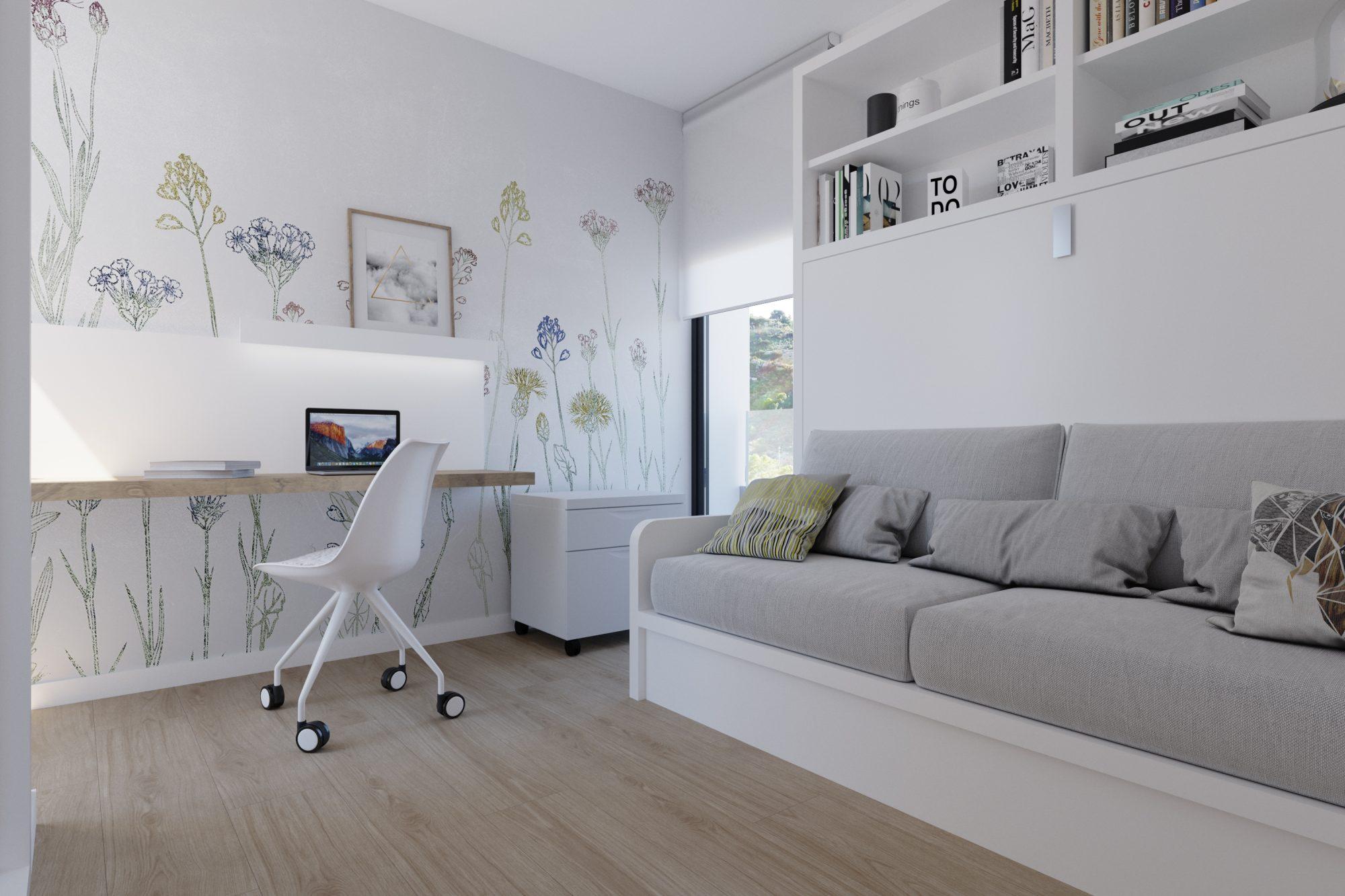 4 pièces 95 m²  Appartement