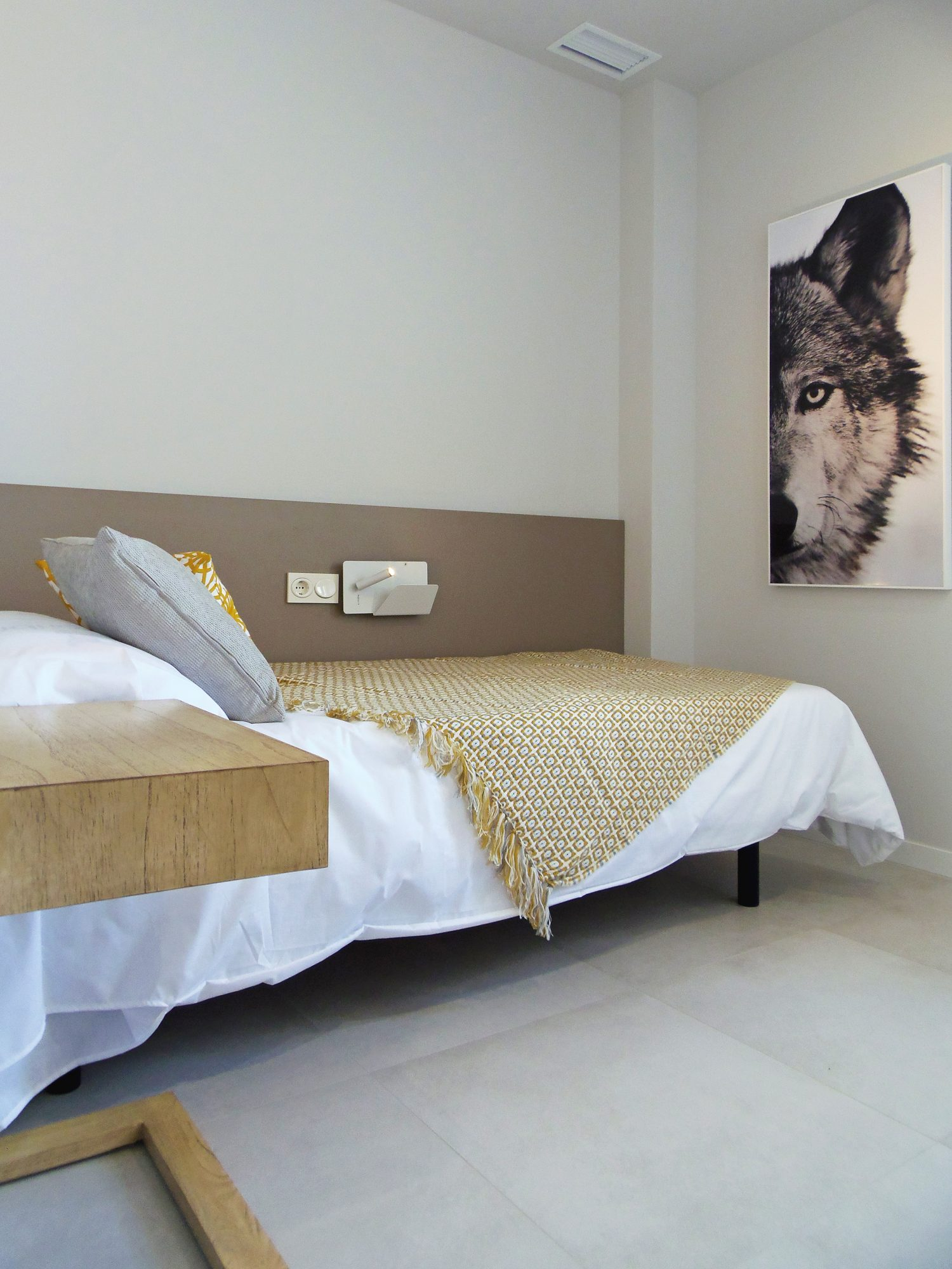 3 pièces 59 m² Appartement
