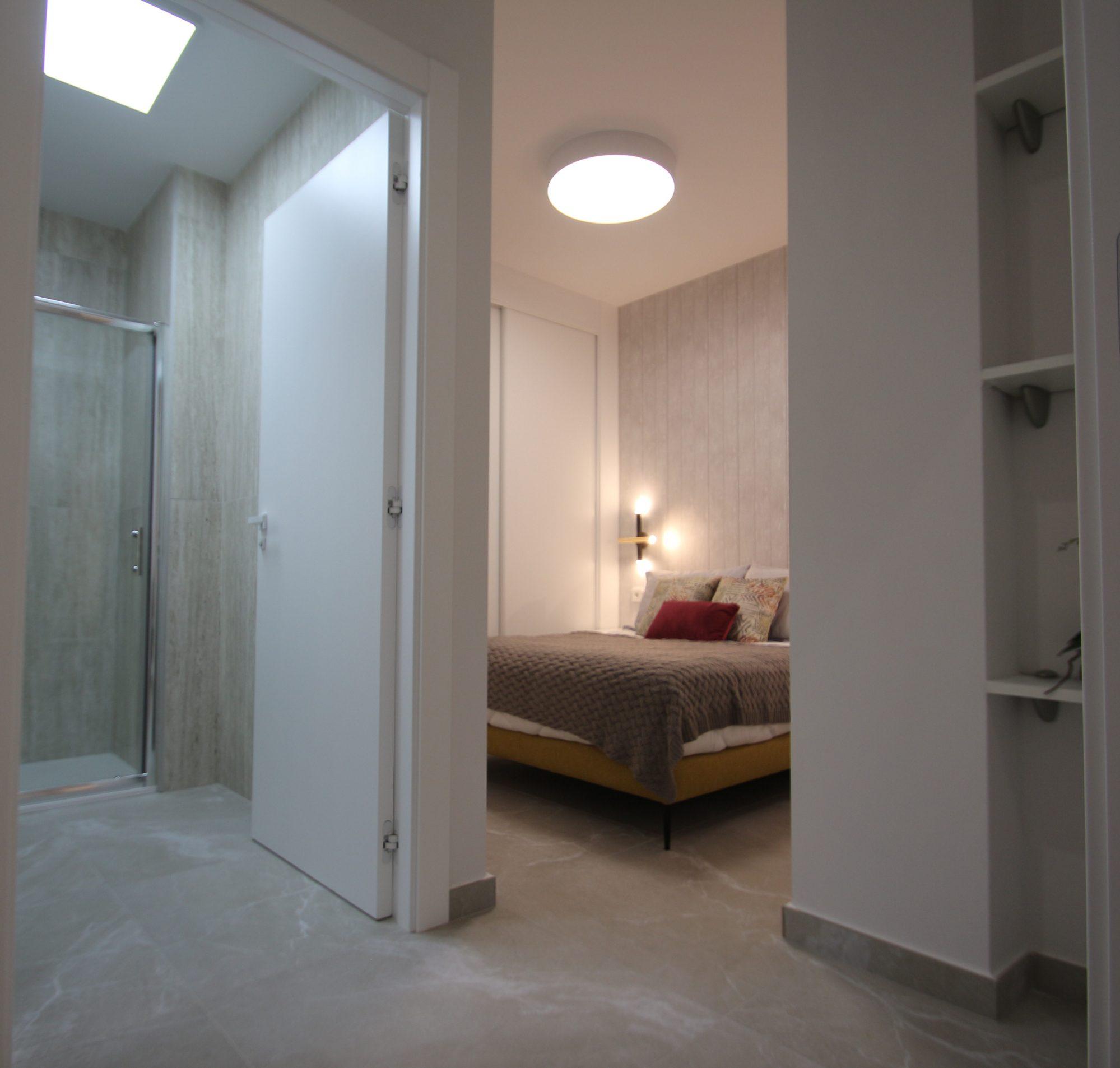 89 m² Appartement  3 pièces