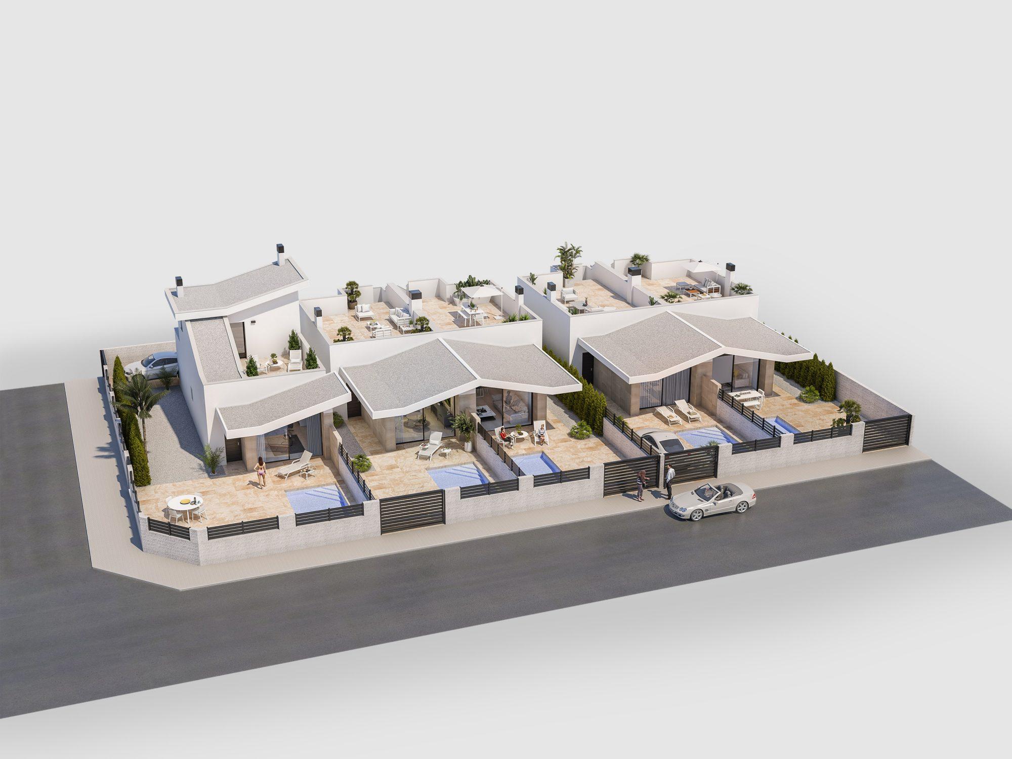 90 m²  3 pièces  Maison