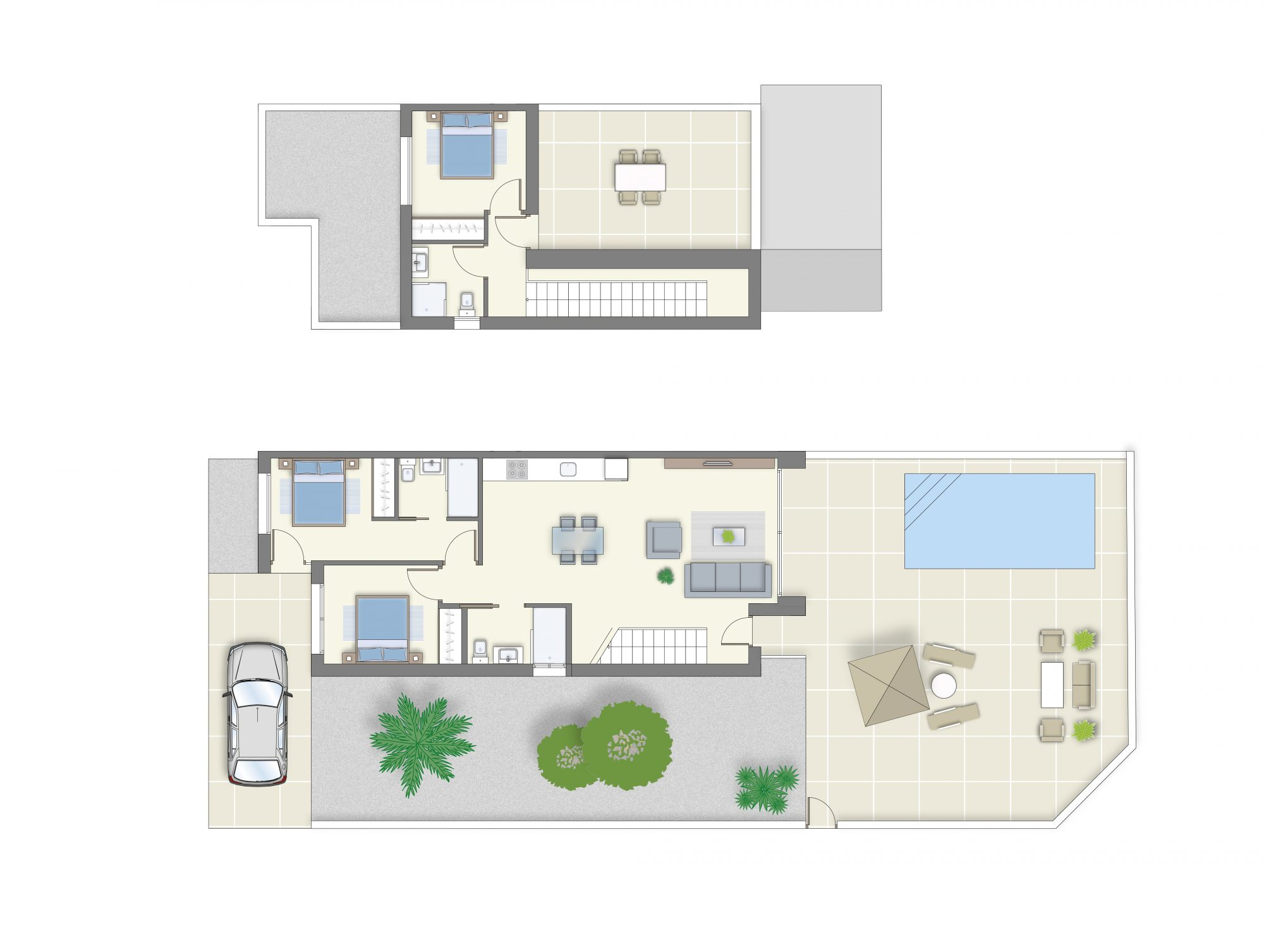 114 m²  4 pièces  Maison